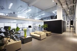 Aménagements de bureaux en entreprises en belgique