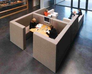 Aménagement d espaces de bureau partagés