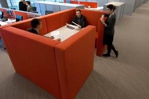 Aménagement d espaces de bureaux partagés