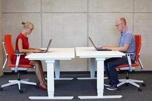 Mobilier de bureau ergonomique fournisseur en belgique for Norme ergonomique bureau