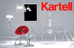 Le mobilier design et contemporain made by Kartell