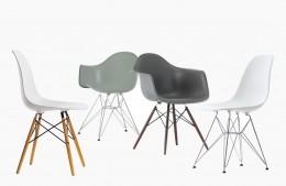 Vitra - Plastic chair