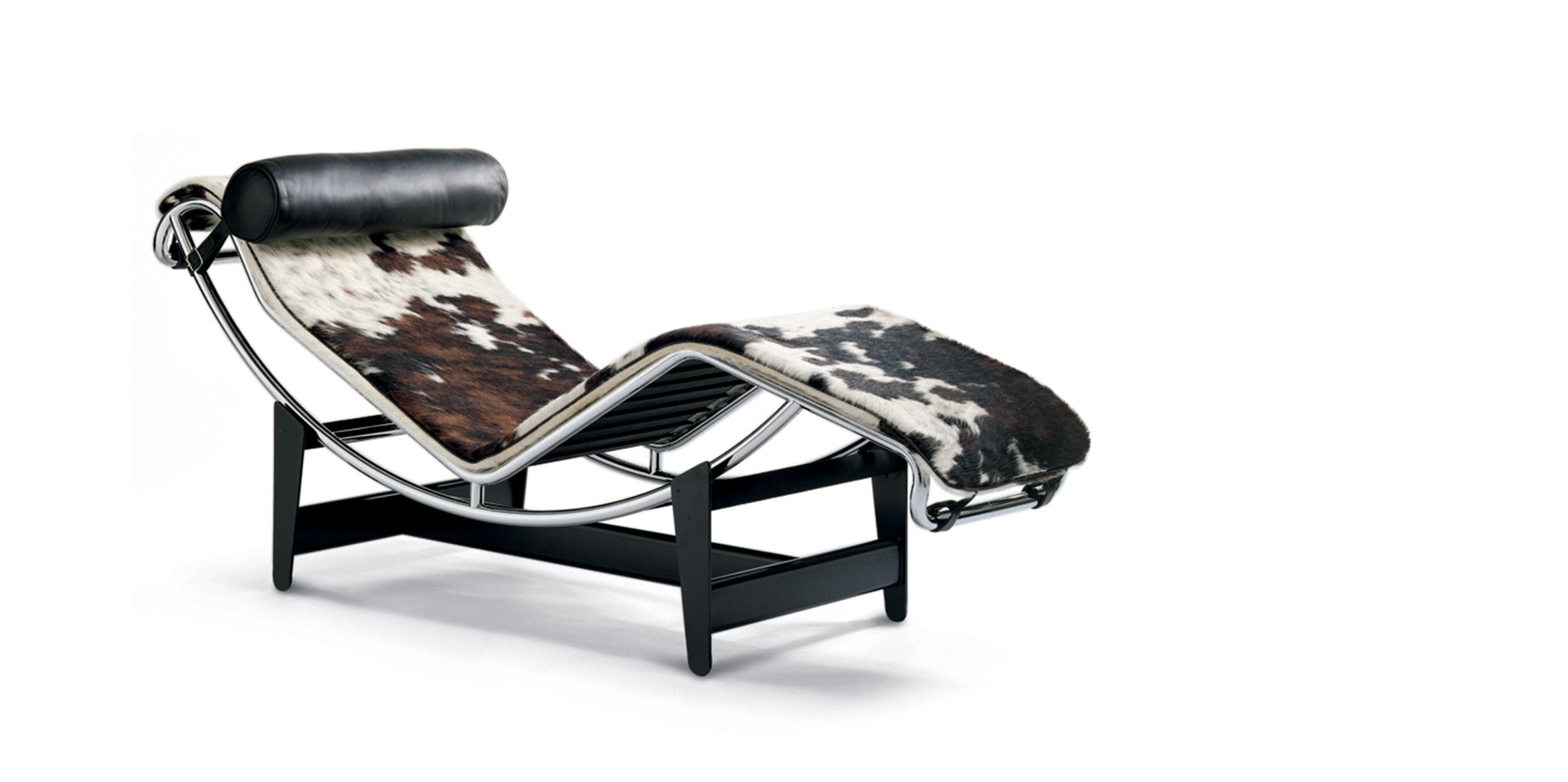 Chaise longue relax interieur lounge chair in chrome for Chaise longue interieur